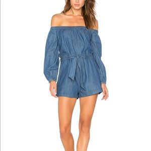 free people Tangled In Willows One Piece sz L A3